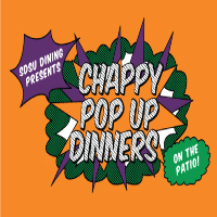 Chappy Pop Up Dinners