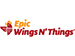 Epic Wings N' Things logo